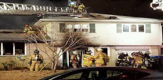 Dwelling Fire In Station 81's Local