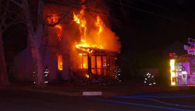 Dwelling Fire in Glendora