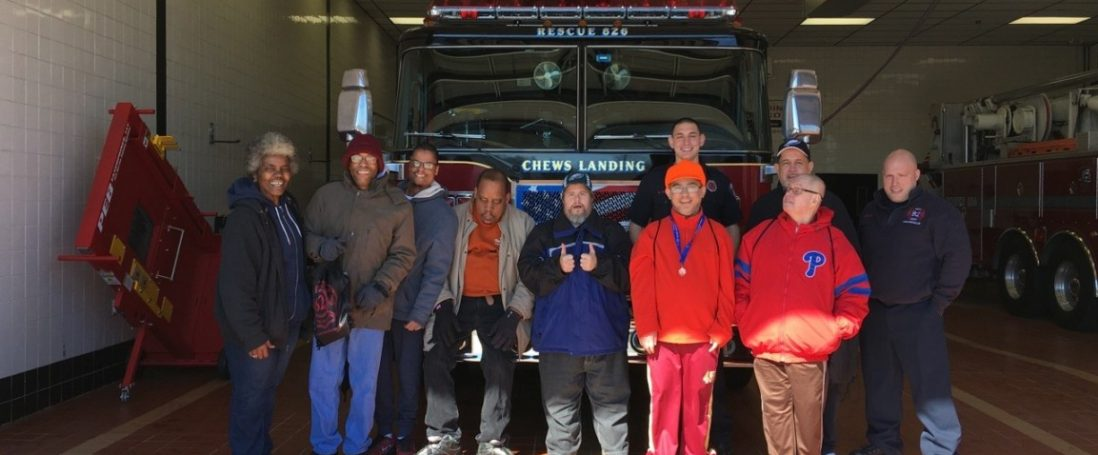 ARC School of Camden County Visit