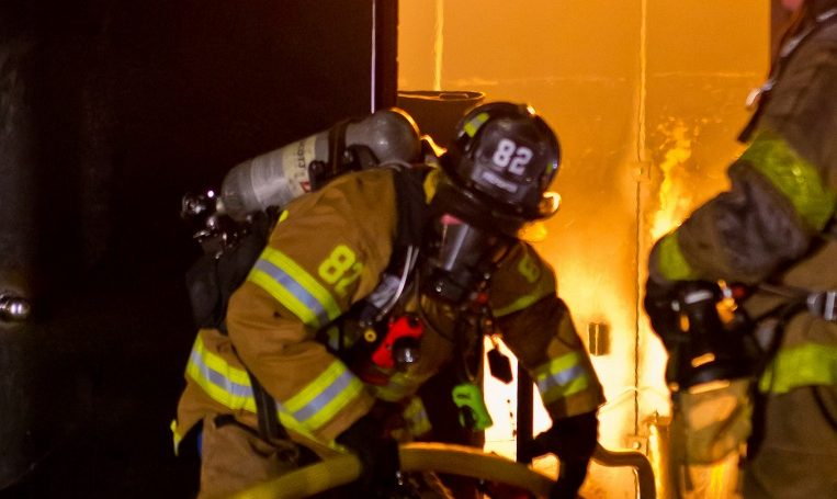 Station's 82 & 84 Conduct Mandatory Live Fire Training