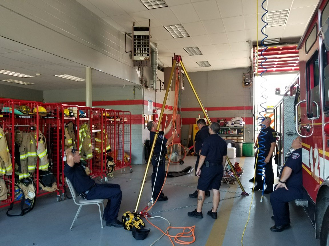 Ropes And Rigging Training
