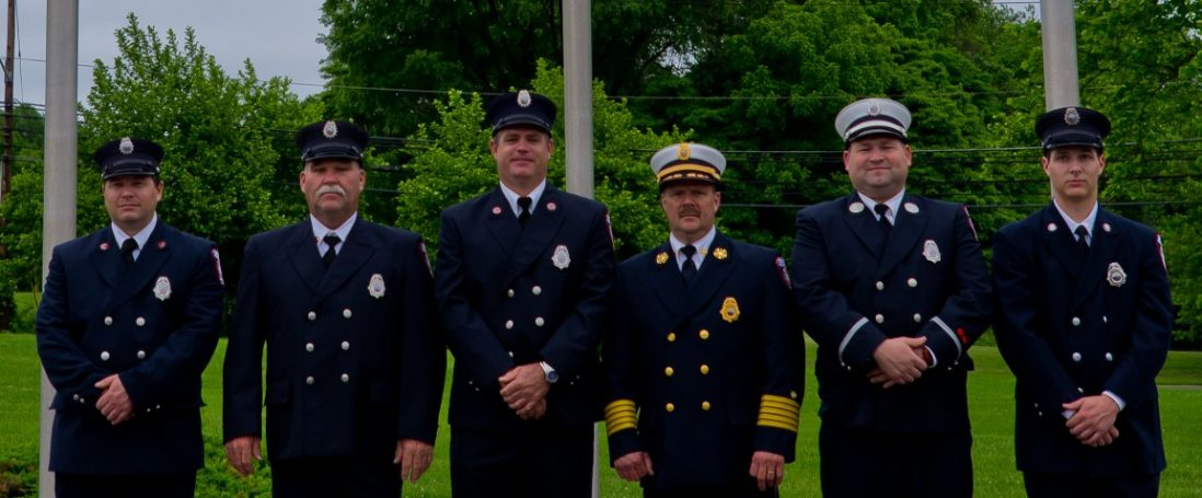 Chews Landing Fire Fighters Awarded
