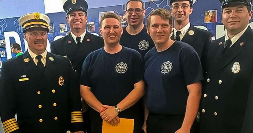 Members Graduate FireFighter 1