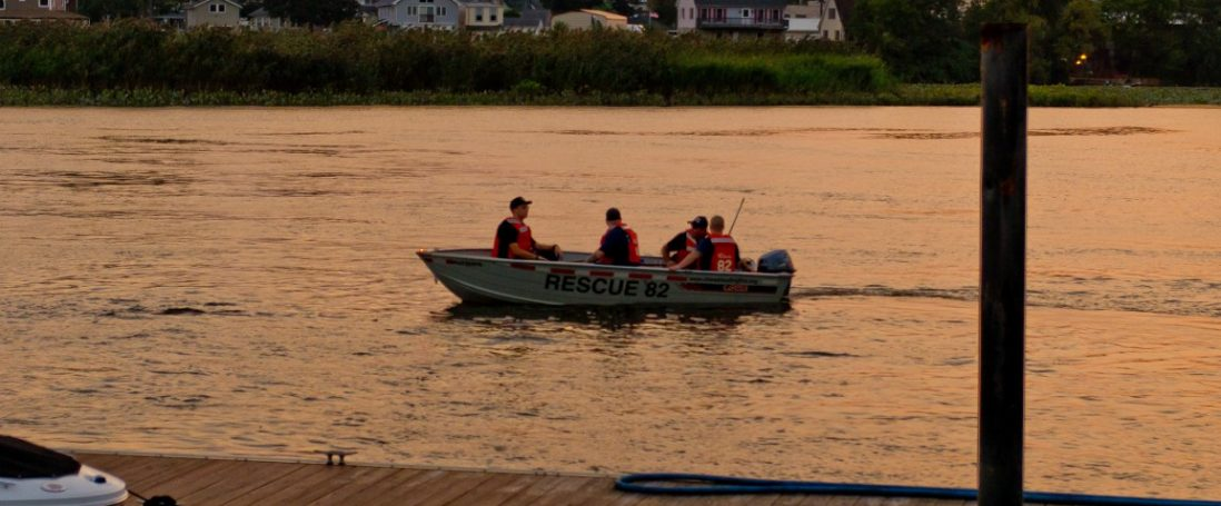 Marine 82 Assists in Search for Missing Elderly Man
